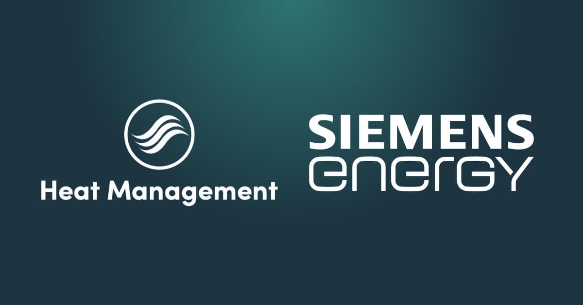 Siemens Energy and Heat Management collaboration