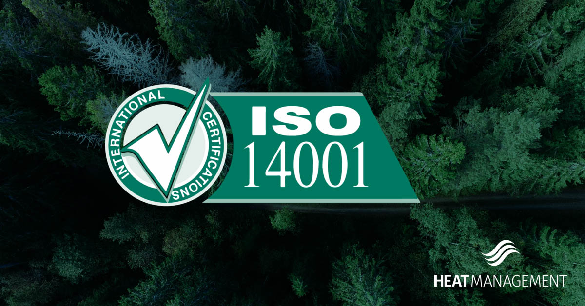 ISO 14001 Heat Management