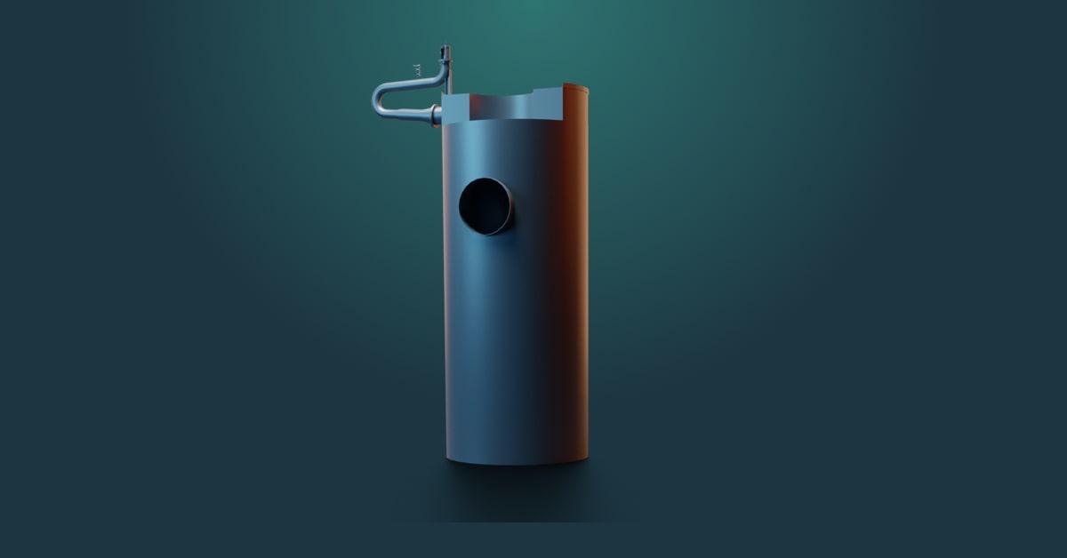Urbas smoke tube boiler